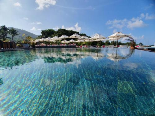 Pool Bar & Infinity Pool